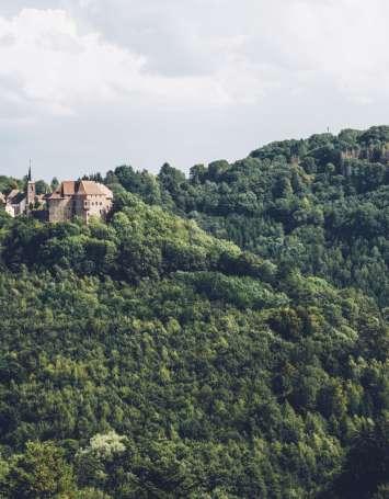 Traversée du Massif des Vosges - Etape 05 - La Petite Pierre - Saverne - image