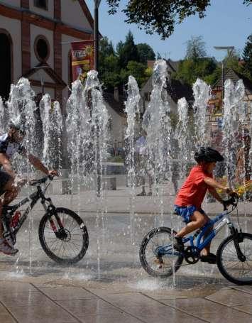 Circuit cyclotouristique : Autour de l'eau - image