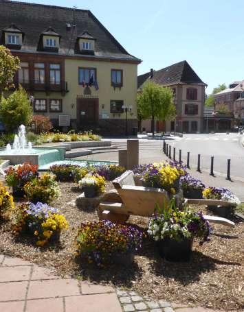 Points d'eau potable Niederbronn-les-Bains - image