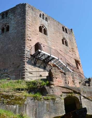 Burg Neu Windstein - image
