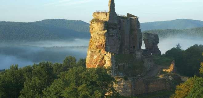 Traversée du Massif des Vosges - Etape 01 - Wissembourg - Obersteinbach- image