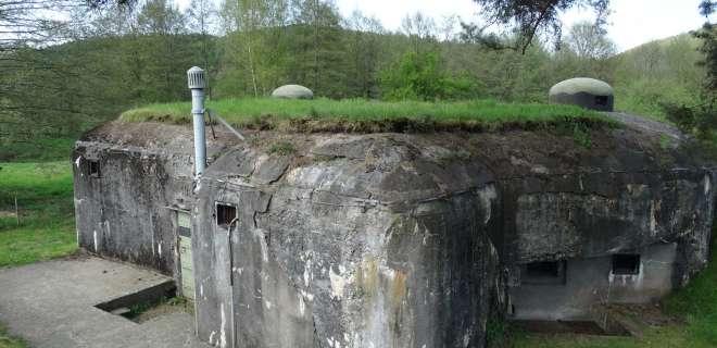 Randonnées pédestres en Alsace : Châteaux forts et Ligne Maginot- image