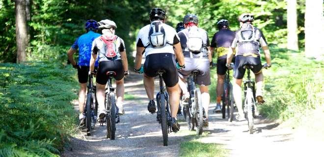 Mountainbike-Tour Frohret- image