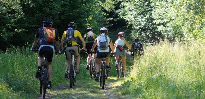 Mountainbike-Tour Finsterkopf- image
