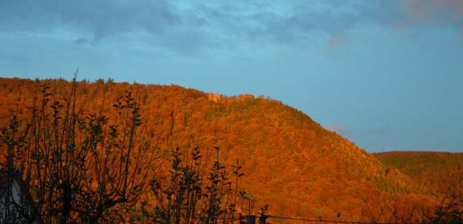 Grande traversée pédestre des Vosges au fil des GR- image