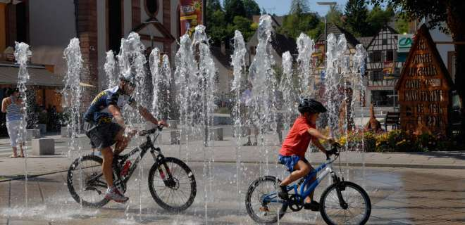 Fahrradtour : Rund um das Wasser- image