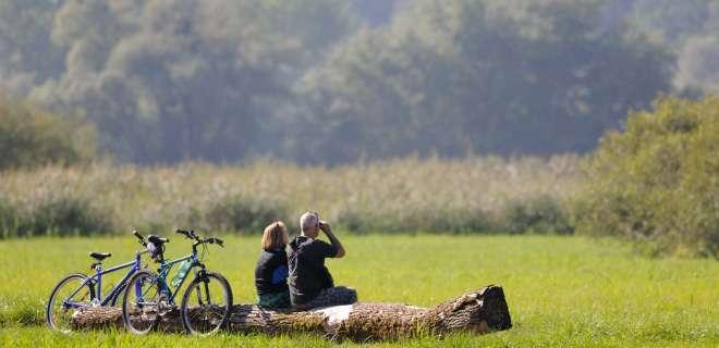 Fahrradtour : zum Heidenkopf- image