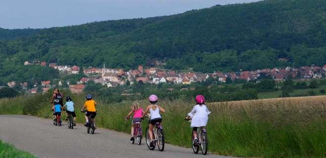 Circuit cyclotouristique : Au fil du pays de Niederbronn-les-Bains- image