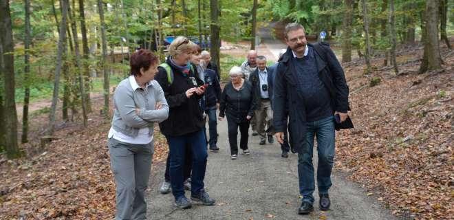 Promenade vers la tour du Grand Wintersberg- image