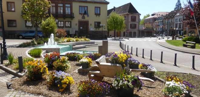 Trinkwasserstellen Niederbronn-les-Bains- image
