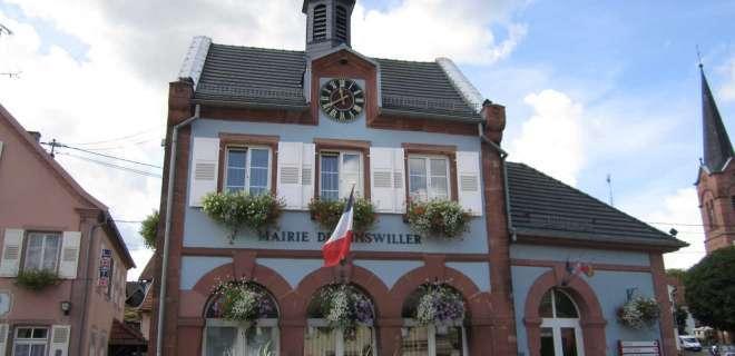 Radtouren rund um die Sations Vertes: von Niederbronn-les-Bains nach Dossenheim-sur-Zinsel- image