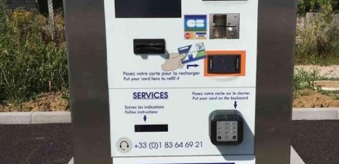 Aire de services camping-car Pépinière- image