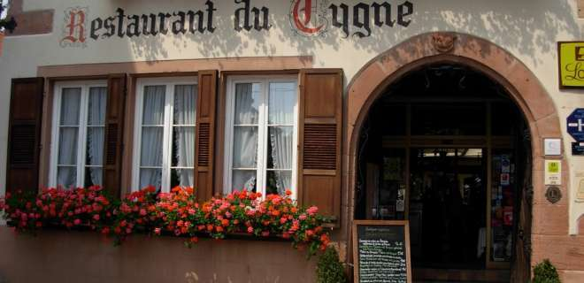 Restaurant Au Cygne- image