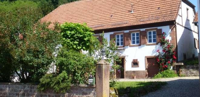 Location de vacances Domaine du chasseur Wanzel- image