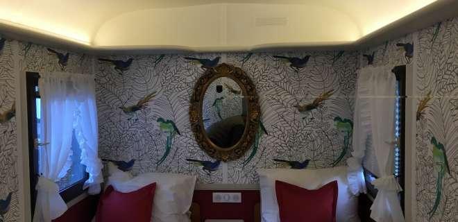 Roulotte du Cheval Blanc- image